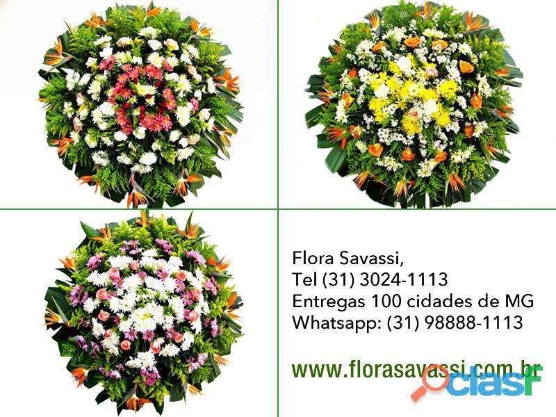 Cemitério da Saudade Coroas de flores cemitério da Saudade Belo Horizonte, entrega coroas velórios 1