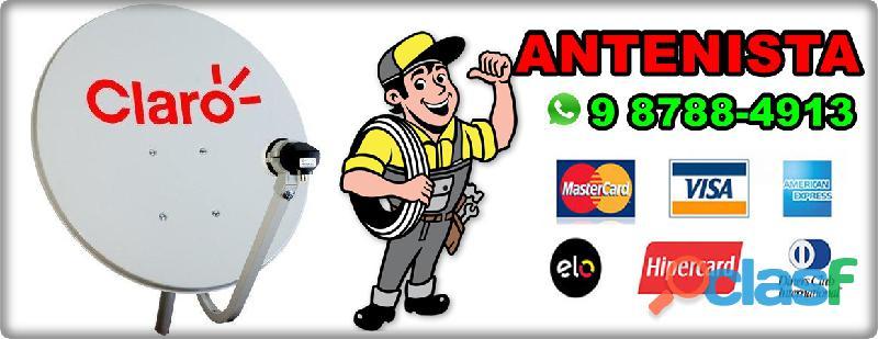 Telefone instalador de antena Barra de Jangada ligue 3443 8405 2