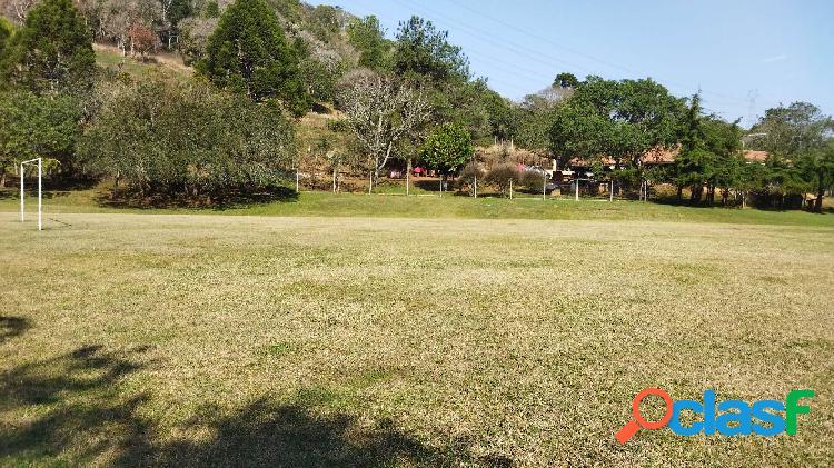 Chácara Campo Magro 43.076m², plano, rio, prox.Morro Palha, casa, 20km Ctba 3