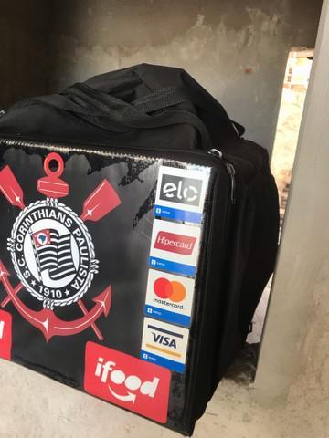 Bag para entrega delivery