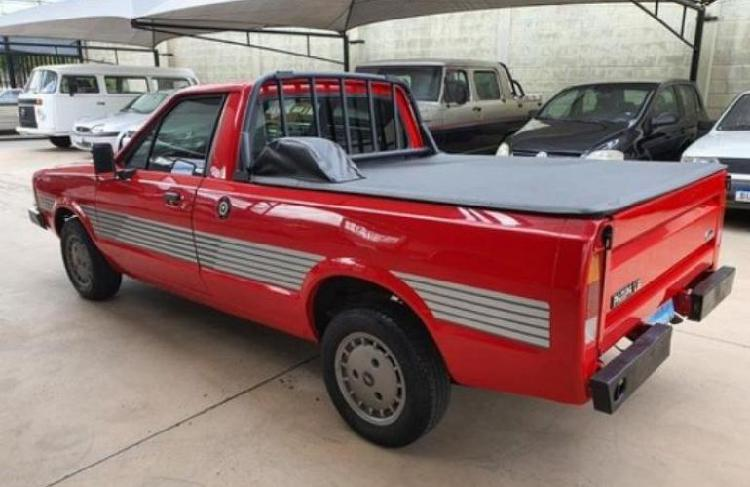 Ford pampa gl 1.8 (cab simples) / 1993