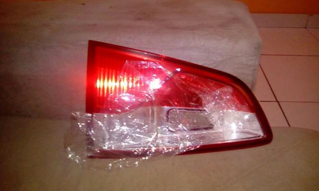 Lanterna traseira da nova eco sport ford.