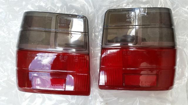 Fiat uno turbo ep 1.6r mpi par lentes lanternas traseiras