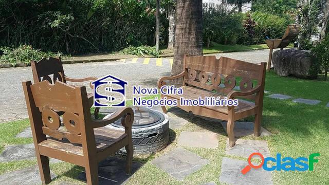 Linda Casa MOBILIADA em Condomínio de Luxo em Massaguaçu - Caraguatatuba/SP 1
