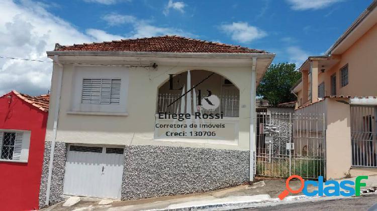 Casa residencial/comercial a venda no centro da cidade de itatiba