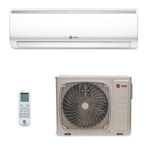 Ar condicionado split hi wall trane 18.000 btus frio 220v