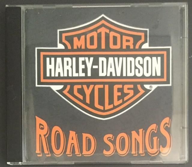Cd original harley-davidson road songs - importado