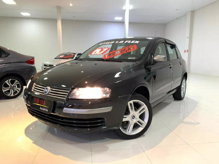 Fiat stilo 1.8 8v vermelho 2006/2007 - são paulo 1686461