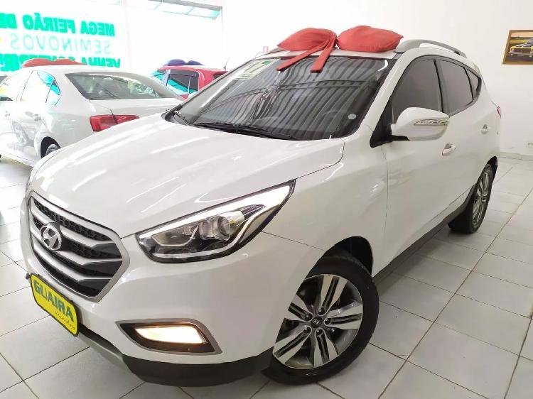 Hyundai ix35 2.0 gls branco 2015/2015 - são paulo 1690247