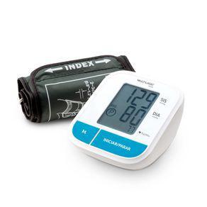 Monitor de pressão arterial de braço - multilaser saúde -
