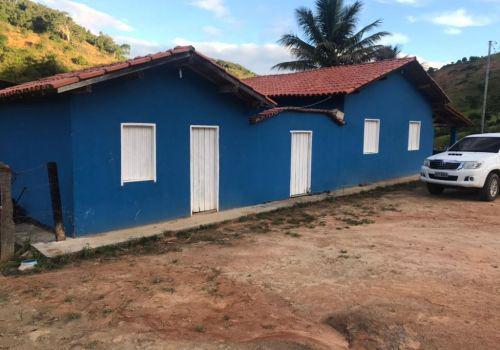 Vende-se fazenda no município de palmópolis