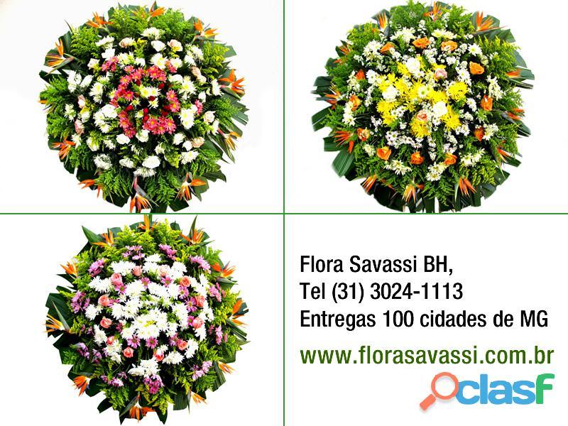 Itabira MG Floricultura entrega coroas de flore em Itabira MG coroa fúnebre cemitério velórios