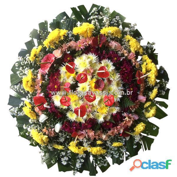 Ouro Branco MG MG Floricultura entrega coroas de flore em Ouro Branco MG, coroa fúnebre cemitério