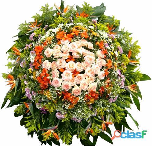 Ouro Preto MG MG Floricultura entrega coroas de flore em Ouro Preto MG, coroa fúnebre cemitério