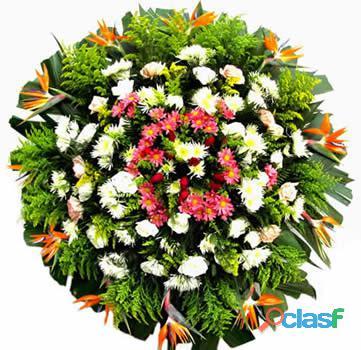 Pará de minas mg floricultura entrega coroas de flore em pará de minas mg, coroa fúnebre cemitério