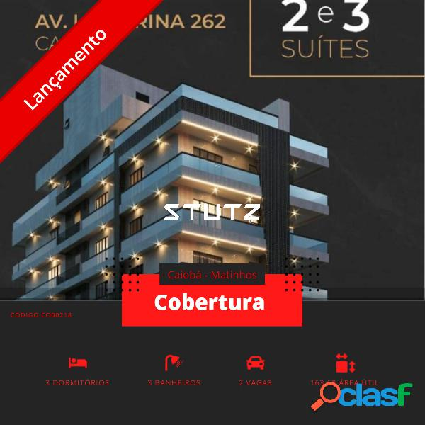 Cobertura a venda em caiobá: rua londrina! ótima oportunidade