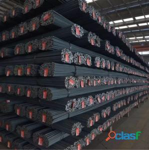 Barra de ferro CA50 importado da Turquia lidera vendas no Brasil