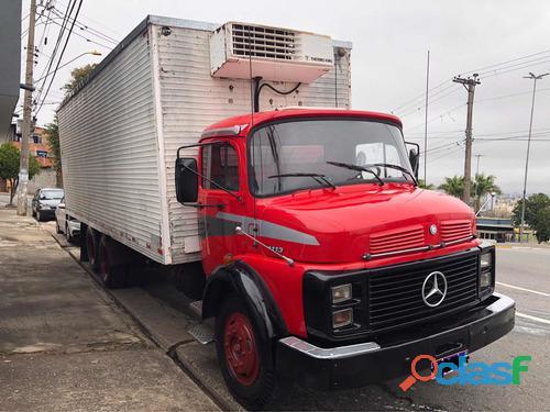 Caminhão Mercedes 1113 Baú Figorifico