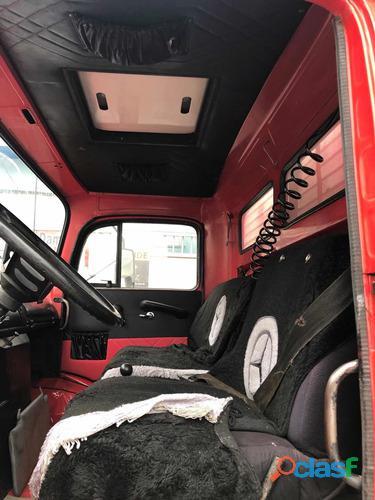 Caminhão Mercedes 1113 Baú Figorifico 7