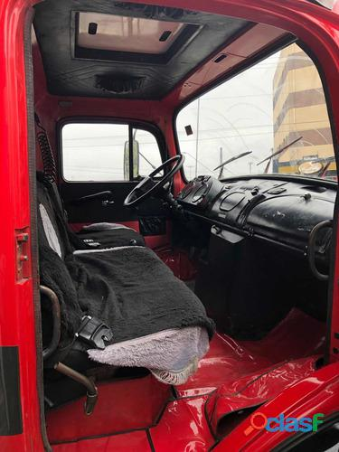 Caminhão Mercedes 1113 Baú Figorifico 4