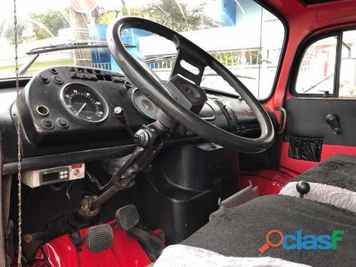 Caminhão Mercedes 1113 Baú Figorifico 3