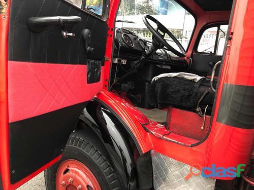 Caminhão Mercedes 1113 Baú Figorifico 1