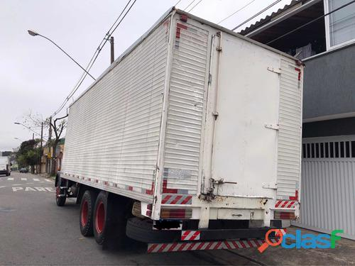 Caminhão Mercedes 1113 Baú Figorifico 8