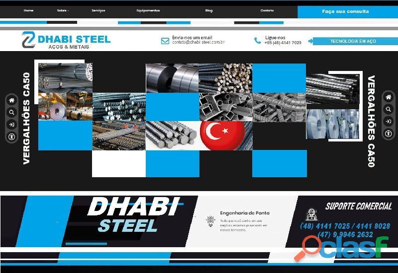 Ferro CA50 da Turquia eleva índice de venda no Sul do Brasil 3