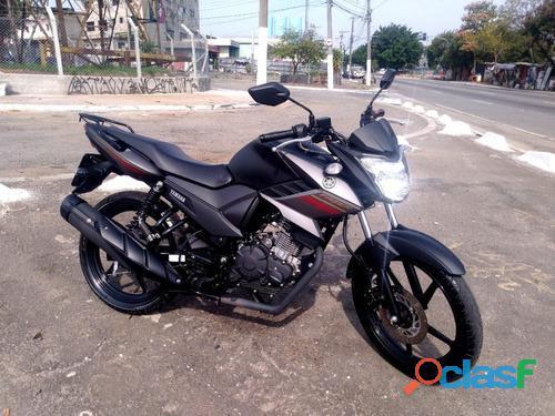 Moto Yamaha fazer 150 4