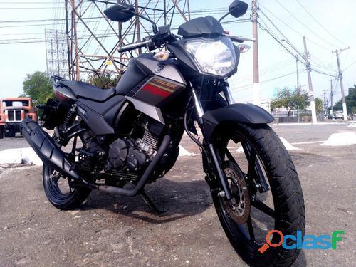 Moto Yamaha fazer 150 3