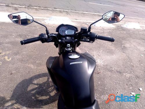 Moto Yamaha fazer 150 2