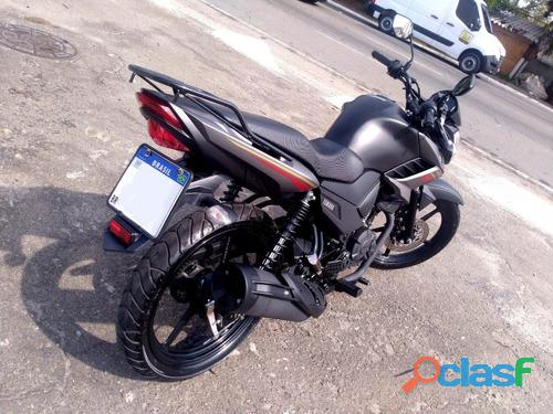 Moto Yamaha fazer 150 5
