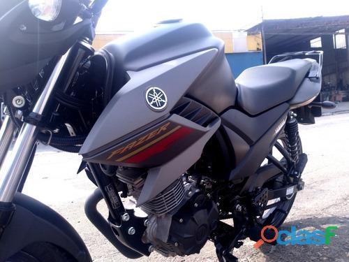 Moto Yamaha fazer 150 6