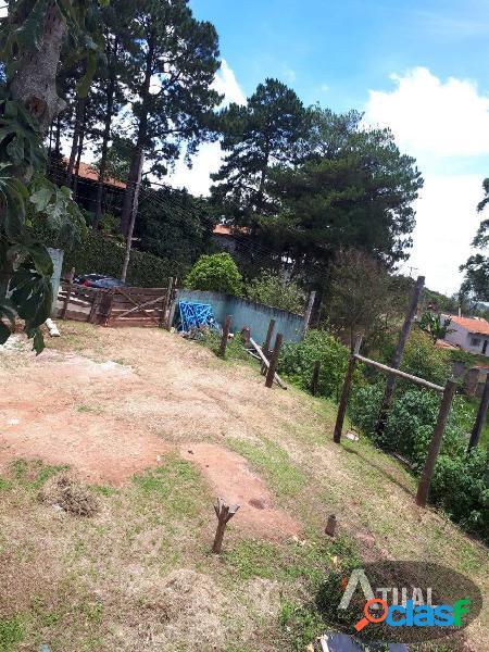 Terreno de 500m² á venda em residencial - mato dentro - mairiporã/sp
