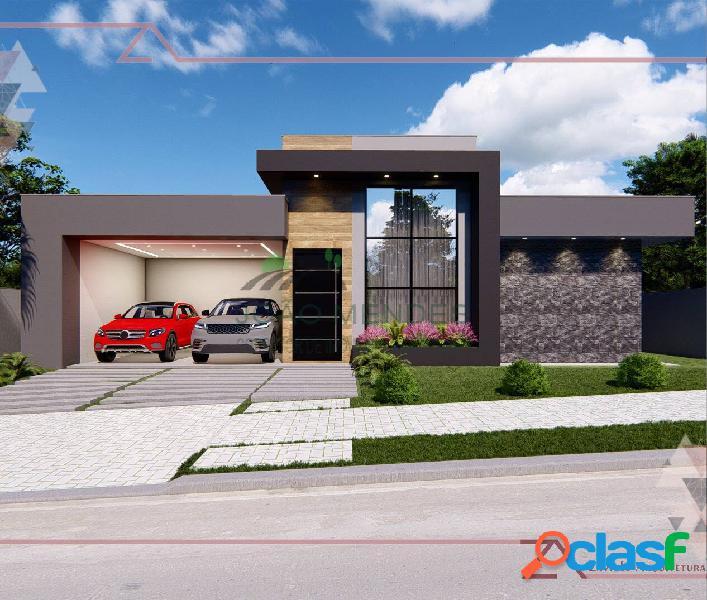 Casa à venda no Condomínio Shambala I – Atibaia/SP,