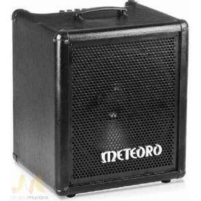 Amplificador cubo meteoro qx 200 w teclado falante 15 qx200