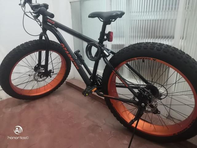 Bicicleta importada 21macha