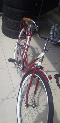 Bicicleta monark anos 50