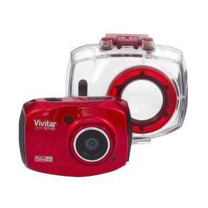 Câmera filmadora de ação full hd dvr787hd - vivitar