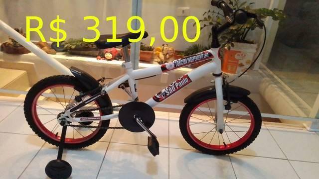 Compre sua bicicleta no paraíso das bikes - adulto e