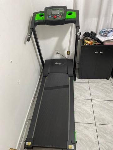 Esteira eletrônica dream fitness concept 2.5