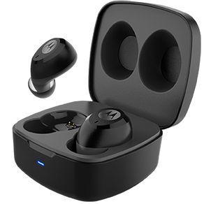 Fone de ouvido sem fio bluetooth estéreo resistente à