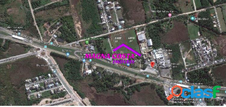 Area de 20 mil metros quadrados - Av. das Americas - Recreio