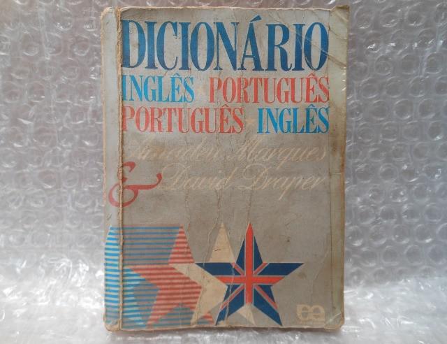 Dicionário inglês - português / português - inglês