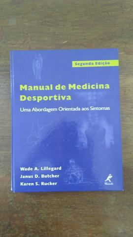 Manual de medicina desportiva