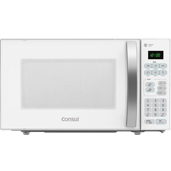 Micro-ondas consul 20 litros (cma20ab), display digital,