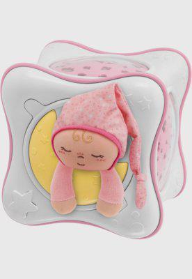 Rainbow cube chicco - rosa