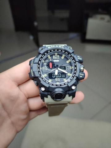 Relógio masculino smael promo