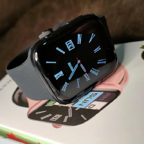 Smartwatch iwo 13 max series x8 max promoção de