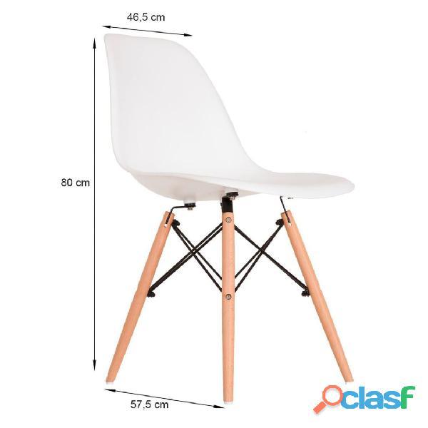 Cadeira Charles Eames 1
